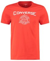 Converse Heritage Classic Fit Print Tshirt Signal Red
