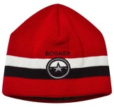 Bogner Red Theo Beanie