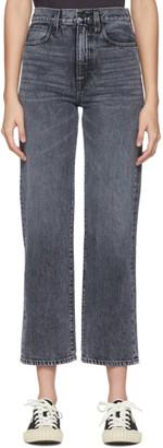 SLVRLAKE Grey London Crop Jeans