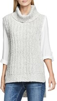 Two by VINCE CAMUTO Chunky Sleeveless Sweater