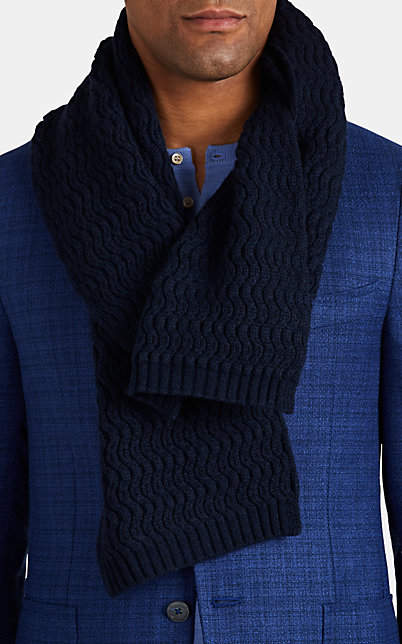 4d09fab0fd Men Chunky Knit Scarf - ShopStyle