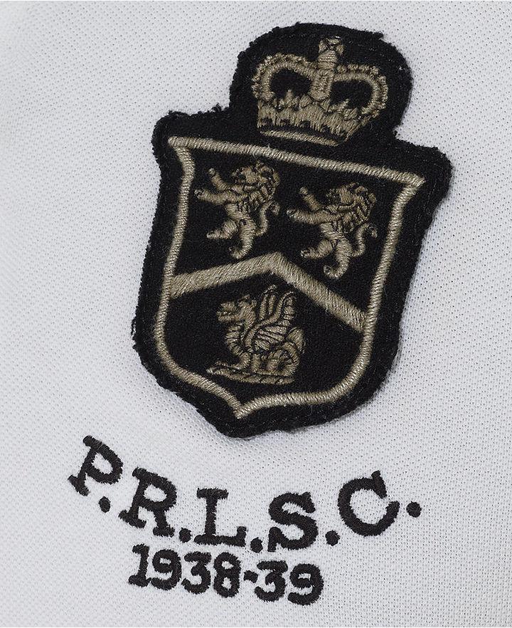 Polo Ralph Lauren Big and Tall Shirt, Classic Fit Short Sleeve Crest Shirt
