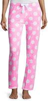 Asstd National Brand Microfleece Pajama Pants-Juniors