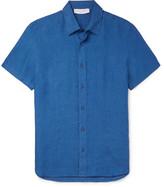 Orlebar Brown - Meden Slim-fit Linen Shirt