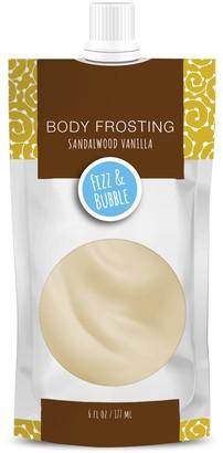 Fizz & Bubble Sandalwood Vanilla Body Frosting Lotion