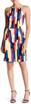 Alexia Admor Mondrian Sheath Dress