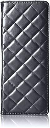 Buxton Quilted Card File