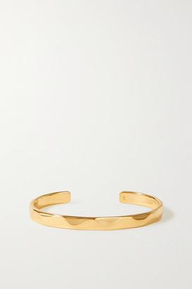 Anna Beck Rasa X Gold-plated Cuff