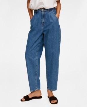 MANGO Regina Slouchy Jeans
