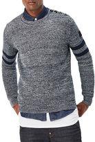 G Star Marled Knit Pullover