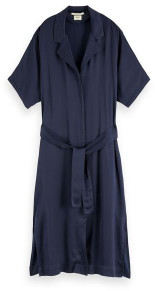 Scotch & Soda Shirt Dress Night - xsmall