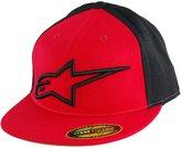 Alpinestars Mens BIGGER 210 FlexFit Hat Motocross Baseball Cap, L/XL