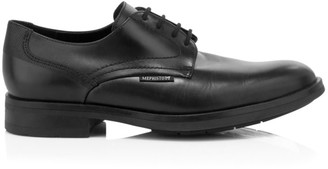 Mephisto Smith Leather Derby Shoes