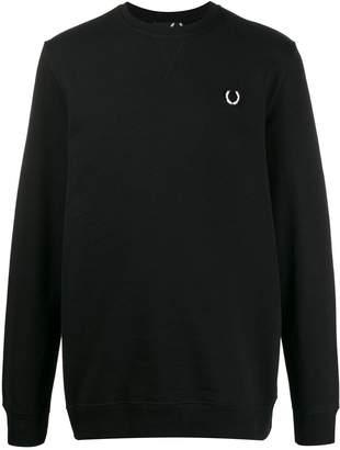 Fred Perry Laurel detail sweatshirt