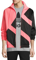 adidas EQT Track Jacket, Red/Black