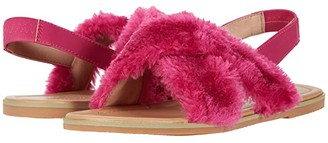 Emu Jessie (Toddler/Little Kid/Big Kid) (Fuchsia) Girl's Shoes