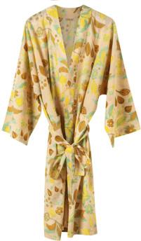 Margaux Floral Cotton Kimono