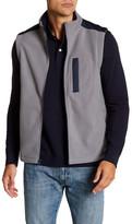 Brooks Brothers Fleece Knit Vest