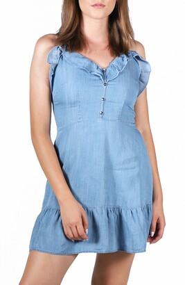 LIRA Dina Sleeveless Minidress