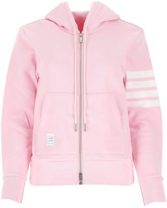 Thom Browne 4-Bar Hooded Jacket