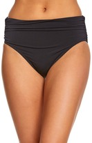 Miraclesuit Magicsuit by Solid Jersey Shirred Bikini Bottom 41747