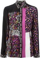 Versace patterned shirt - women - Silk - 38