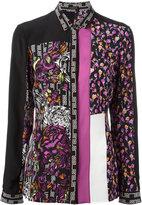 Versace patterned shirt