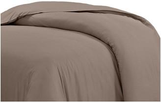 Natural Comfort Premier Hotel Select Duvet Cover, Pinstripe/Light Brow