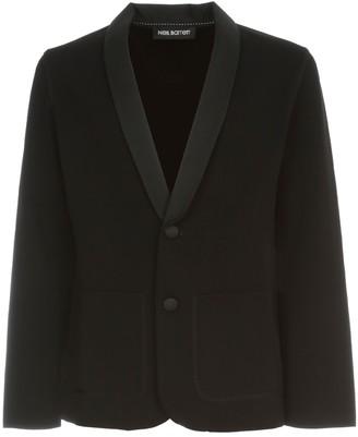 Neil Barrett Knitted Jacket