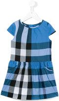 Burberry house check dress - kids - Cotton - 4 yrs