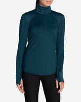 Eddie Bauer Women's Crossover Fleece 1/4-Zip