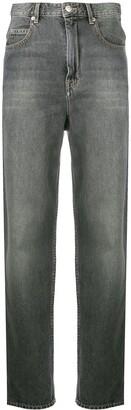 Etoile Isabel Marant Corsy J high-rise jeans