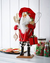 Lynn Haney Santa's Recipes Figure