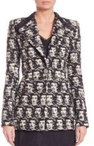 Marc Jacobs Maria Callas Jacquard Jacket
