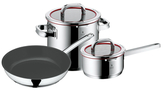 Function 4 Stainless Steel Cookware Set (5 PC)