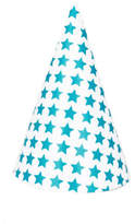 MY LITTLE DAY Starry Blue Party hats - set of 8