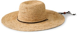 San Diego Hat Large Brim Raffia Hat