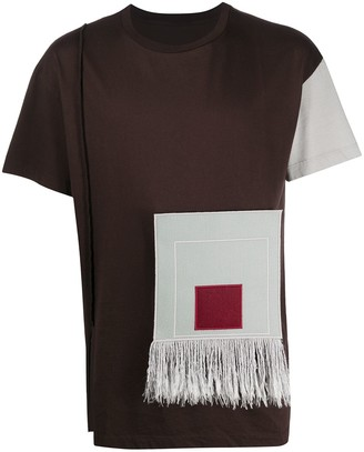 A-Cold-Wall* Sprayed Albers contrast T-Shirt