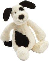 Jellycat Bashful Black & Cream Puppy - Small