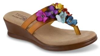 Easy Street Shoes Allegro Wedge Sandal