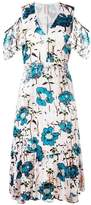 Antonio Marras cold shoulder dress