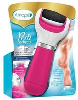 Amope; Pedi Perfect; Extra Coarse Pedicure Electronic Foot File/Foot Smoother with Diamond Crystals