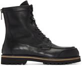 Belstaff Black Bayswater Boots