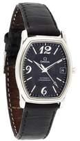 Omega Automatic Prestige De Ville Tonneau Watch