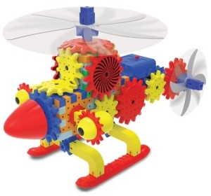 The Learning Journey Techno Gears- Quirky Copter