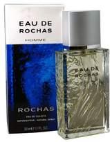 Rochas Eau De Pour Homme by for Men Eau De Toilette Spray 1.7oz