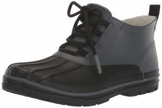 Chooka womens Lace-up Duck Boot Rain Shoe