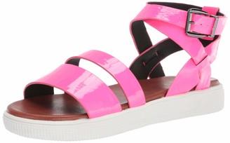 Muk Luks Women's Mariposa Sandals Fuchsia