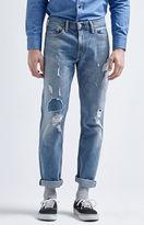 Levi's 511 Slim Fit Destroyed Panama Jeans