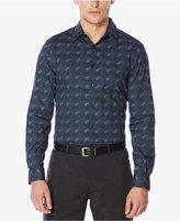 Perry Ellis Men's Big & Tall Exclusive Paisley-Print Shirt